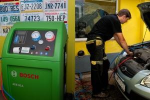 Automatické plnenie klimatizácie pre autá do 3,5t